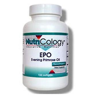 Nutricology/ Allergy Research Group Evening Primrose Oil, 120 Sftgls