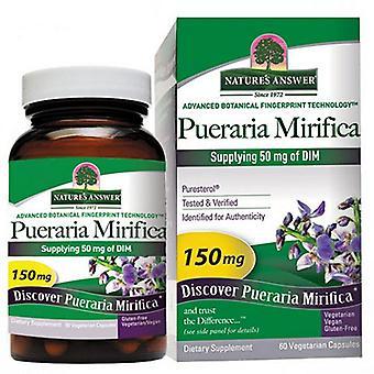 Natur's Svar Pueraria Mirifica, 60 Vcaps