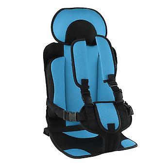 Coussin de sécurité pour enfants avec ceinture de sécurité à 5 points pendant le voyage