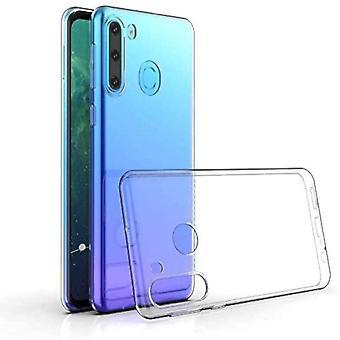 Colorfone Samsung Galaxy A21 Skal (Transparent)