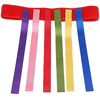 Children Outdoor Game Toy- Belt For Kindergarten Kids Catching Tail Training