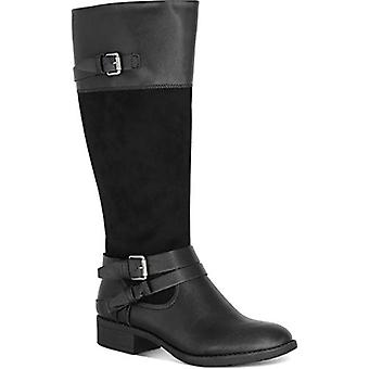 Style & Co. Women's Shoes Ashliie Closed Toe Knee High Fashion Boots