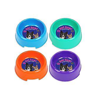 RSW International Plastic Pet Bowl 14.5cm WP824