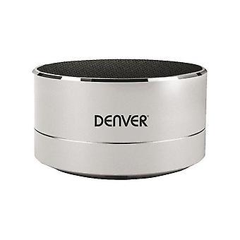 Trådlös Bluetooth högtalare BTS-32 3W Silver