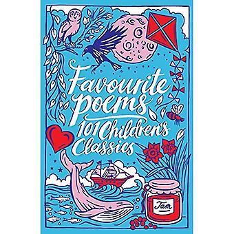 Poemas Favoritos: 101 Clássicos infantis