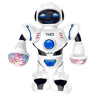 Chytrá mini robotem vedená lehká / hudební tančící toy