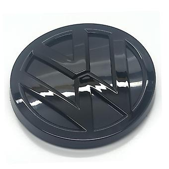 Gloss Black VW Volkswagen Golf MK7 Rear Boot Lid Trunk Badge Emblem 115mm