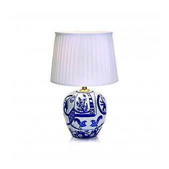 Göteborg Tafellamp Blauw 1 Licht
