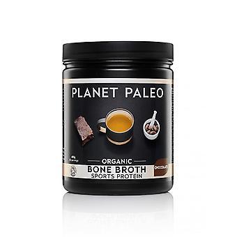 Planet Paleo Organic Bone Broth Protein Powder Chocolate 480g (PP2014)