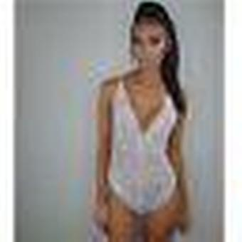 Sexy Women's Lingerie Nightwear Bodysuits Sous-vêtements