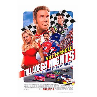 Talladega Nights The Ballad of Ricky Bobby filmposter (11 x 17)
