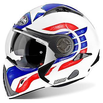 Airoh Helmet J 106 Modular - Camber White Matt