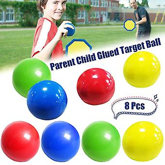 Sticky Wall Ball Suction Wall Luminous Ball Adult Decompression Toy