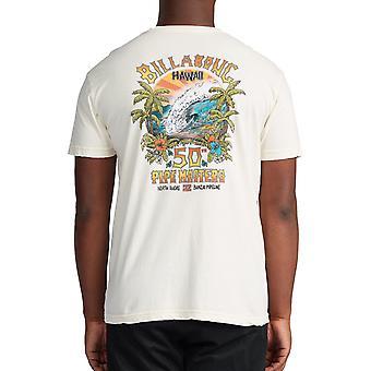 Billabong Pipe Tube Art Short Sleeve T-Shirt dans le rock