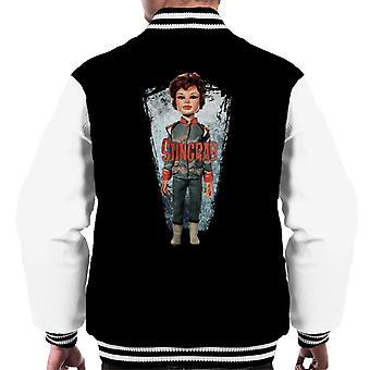 Stingray Commander Atlanta Shore Men's Varsity Jacket
