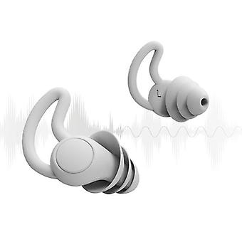 Tapered Travel Sleep Noise Reduction & Prevention Earplugs, Sound Insulation