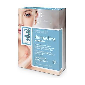 Dermashine 30 vegetable capsules of 581mg