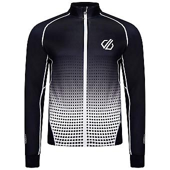 Durf 2b Mens AEP Virtuosity Full Zip Lange Mouw Jersey Top