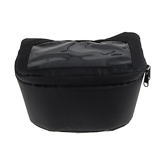 Motorcycle Handlebar Bag Windscreen Bag Fuel Tank Bag  Mobile Phone Touch