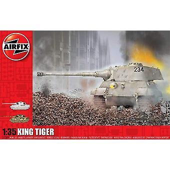 Airfix A1369 King Tiger 1:35 Model Kit