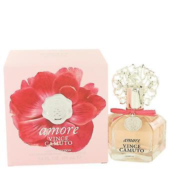 Vince Camuto Amore Eau De Parfum Spray By Vince Camuto 3.4 oz Eau De Parfum Spray