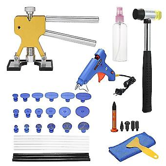 39Pcs paintless dent repair tools kit