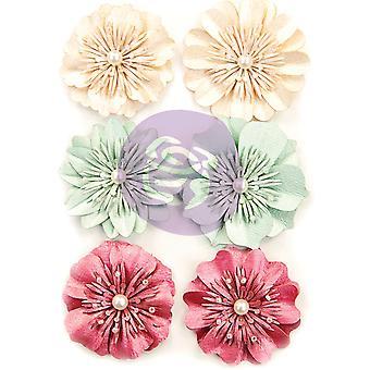 Prima Marketing Midnight Garden Flowers Wonderful Midnight