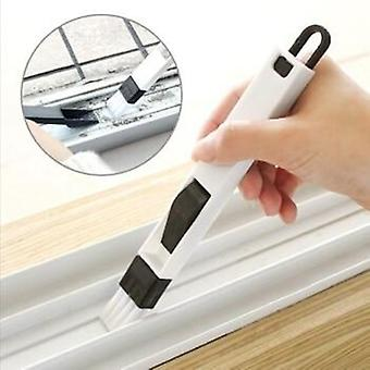 Window Keyboard Brush Kitchen And Toilet Door And Wardrobe Groove Cleaning
