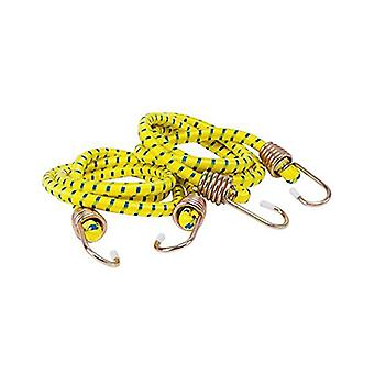 Elastic Rope with Hook Goodyear CS8 122 cm (2 pcs)