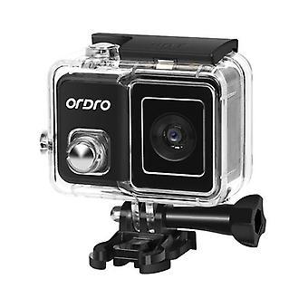 ORDRO BRAVE 1 4K 60fps WiFi Sports Action Camera