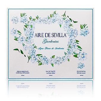 Cas d'air de Gardenias de Séville, 3 articles