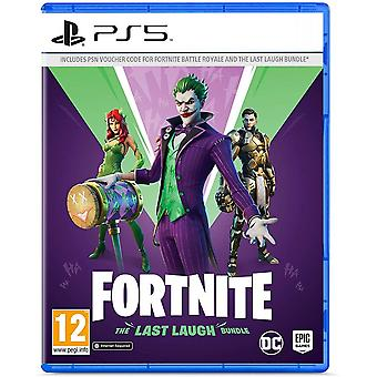 Fortnite Last Laugh Bundle PS5