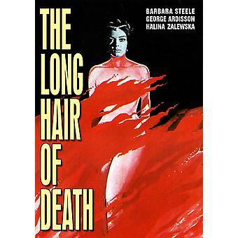 Lång hår of Death [DVD] USA import
