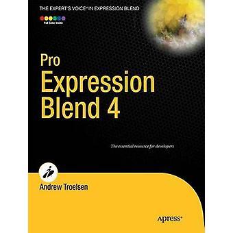 Pro Expression Blend 4 door Andrew Troelsen