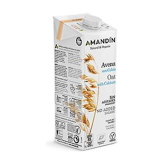 Oat Drink with Calcium Eco 1 L