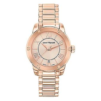 Saint Honore Analog Quartz Women's Watch with Stainless Steel Strap 7511308LMRR