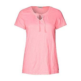 Cecil 313629 T-Shirt, Orange (Neon Apricot 11646), X-Small Woman