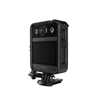 Kannettava vartalokamera Sjcam A20 10m Yönäkymä Gyro Kosketusnäyttö Poliisi Puettava