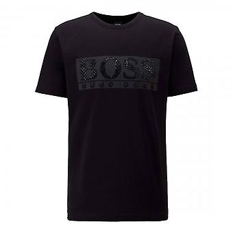 Boss Green Hugo Boss Tee Diamond 1 Black 001 T-Shirt 50443712