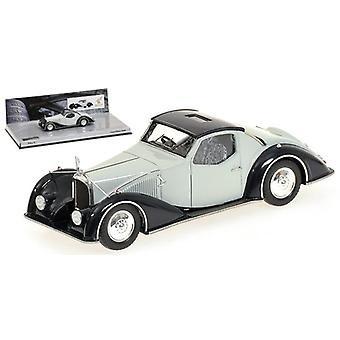 Voisin C 27 Aerosport Coupe (1934) Resin Model Car