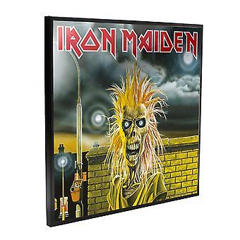 Iron Maiden krystallklart bilde