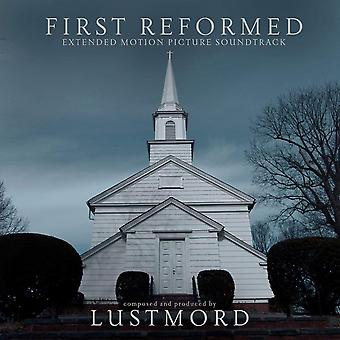 Lustmord – First Reformed (Extended Motion Picture Soundtrack) Vinyl