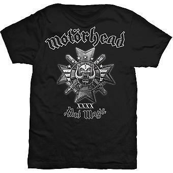 Motorhead - Bad Magic Unisex Small T-Shirt - Black