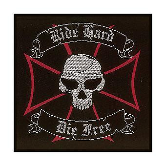 Generic - Ride Hard, Die Free Standard Patch