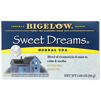 Bigelow Tea Sweet Dreams 20Bg, Case of 6 X 1.09 Oz