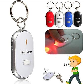 Led Sound Control Alarm Anti Lost Tag Detská taška Smart Key Finder