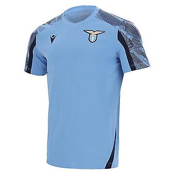 2021-2022 قميص لاتسيو التدريبي (أزرق)