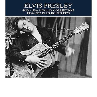 Elvis Presley - USA Singles Collection 1954-1962 Plus Bonus EP's CD