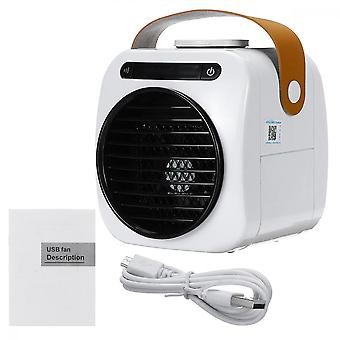 Caraele Portable Usb Air Conditioner Purifier With Remote Control