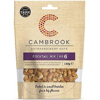 Cambrook Cocktail Mix No: 6